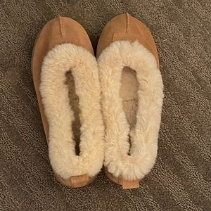 Ugh slippers